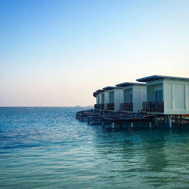 #male #maldives #kandooma #travel #instagood #picoftheday #palmtrees #sun #easter #traveling #instatravelhub #holiday #vacation #travelling #hot #love #ilove #instatravel #tourist #instalife #tourism #ihg #holidayinn #maldivesislands #maledives2016 #beach #sand #clouds #sunset #beachvilla