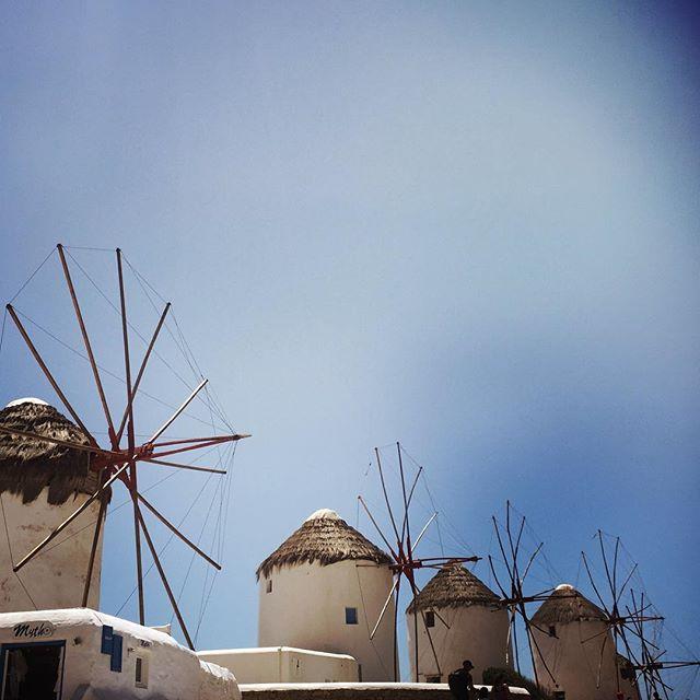 #greece #mykonos #windmills #nature #sky #sun #elysium #pretty #sunset #sunset_united #beauty #light #photooftheday #love #sunsethunter #red #sunset_madness #sunset_pics #summer #abstractmybuilding #picoftheday #cool #view #architecture #all_shots #beach #instagood #holiday #littlevenice