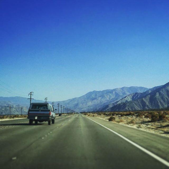 #anaheim #aph #freeway #palmsprings #disneyland #oc #orangecounty #disneylandresort #californiaadventure #cali #ca #california #la #losangeles #us #usa #america #hot #summer2016 #travel #vacation #driving