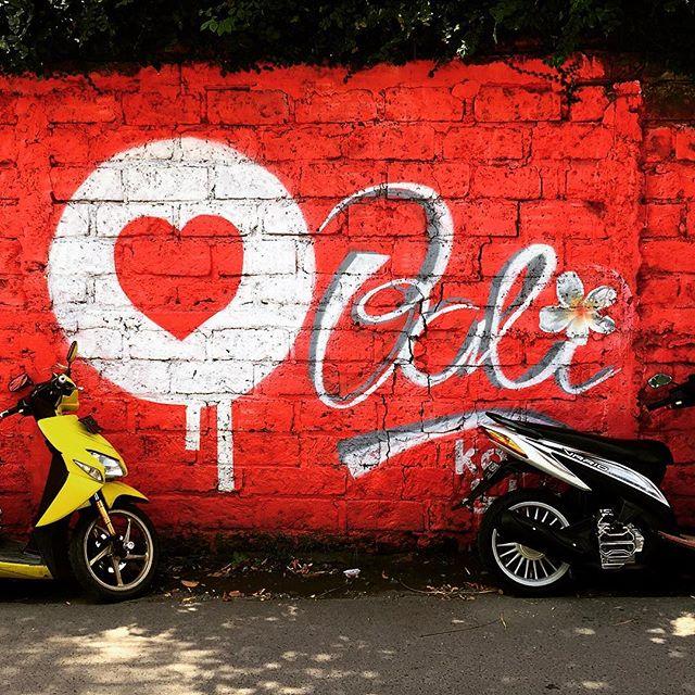 #graffiti #streetart #bali #seminyak #indonesia #sunset #travel #traveling #instatravelhub #holiday #vacation #travelling #sun #hot #love #ilove #instatravel #tourist #instalife #tourism #global_hotshots #ig_today #ig_global_life #igglobalclub #zoomthelife #crisp_captures #thebaliguru
