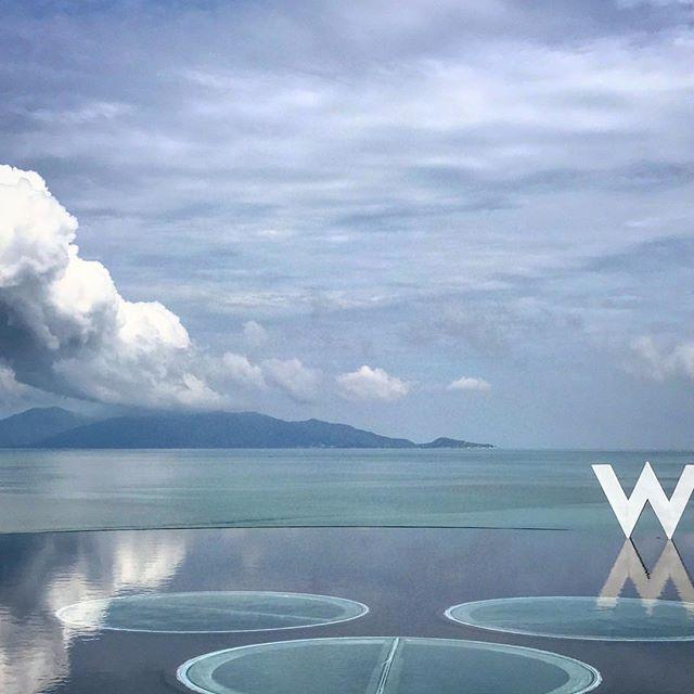 #thailand #kohsamui #beach #travel #chaweng #picoftheday #sun #clouds #thailand_allshots #thailandsky #thailandonly #thailandinstagram #travel #instatravelhub #holiday #vacation #travelling #sun #hot #love #instatravel #tourist #instalife #tourism #thai #christmas #global_hotshotz #whotel #whotelkohsamui