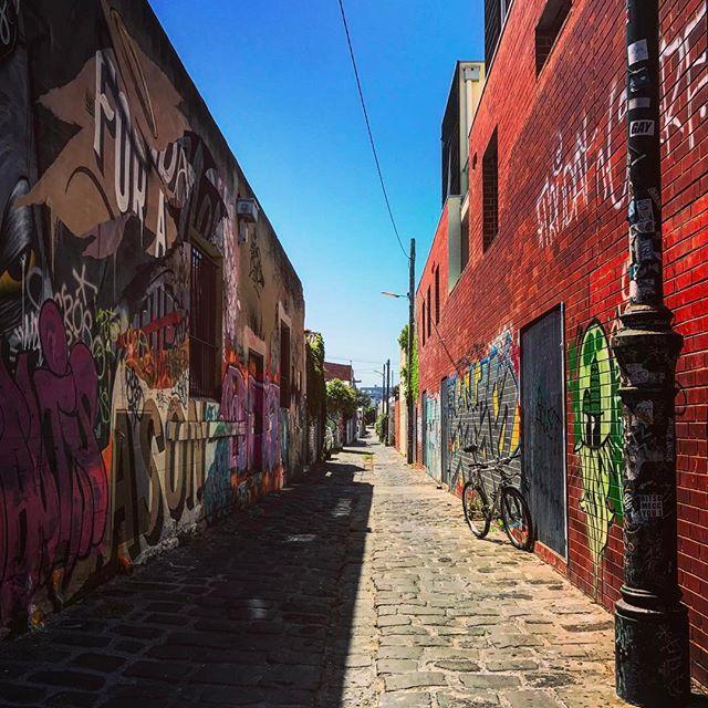 #fitzroy #streetart #alleyway #visitmelbourne #melbournecity #melbournesights #reallymelbourne #melbournetodo #onlymelbourne #Melbournelife #melbournenow #melbourneILoveYou #igersmelbourne #Melbourne_insta #Melbonpix #australia #oz #aussiegram #travel #seeaustralia #beautiful #love #iphoneonly #photooftheday #picoftheday #bestoftheday #seeaustralia #australiagram #architecture #melbournepix