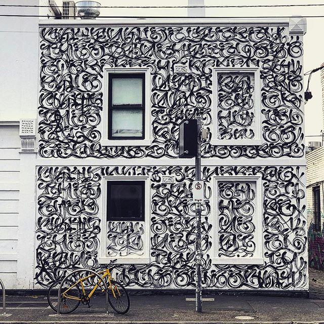 #fitzroy #streetart #architecture #visitmelbourne #melbournecity #melbournesights #reallymelbourne #melbournetodo #onlymelbourne #Melbournelife #melbournenow #melbourneILoveYou #igersmelbourne #Melbourne_insta #Melbonpix #australia #oz #aussiegram #travel #seeaustralia #beautiful #love #iphoneonly #photooftheday #picoftheday #bestoftheday #seeaustralia #australiagram #fitzroystreetart