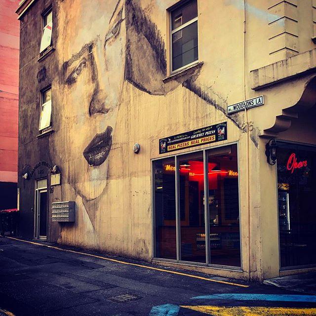 #adelaide #streetart #graffiti #southaustralia  #australia #oz #aussiegram #travel #seeaustralia #beautiful #amazing #love #iphoneonly #urbanart #photooftheday #picoftheday #bestoftheday #seeaustralia #australiagram #summer #architecture