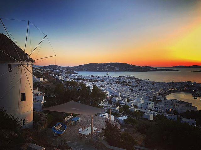 #windmill #mykonos2017 #greece #mykonos #view #nature #sky #mykonostown #sun #mykonostown #pretty #sunset #sunset_united #beauty #light #photooftheday #love #sunsethunter #red #sunset_madness #sunset_pics #summer #abstractmybuilding #picoftheday #cool #view #architecture #all_shots #instagood #holiday