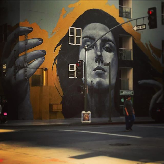 #la #losangeles #us #usa #america #dtla #graffiti #hollywood #hot #ilovela #california #cali #urbano #urbanart #instahub #ic_cities #city #urban #love #town #igshots #justgoshoot #fabshots #implus_daily #popularpic #loveit #travel #vacation