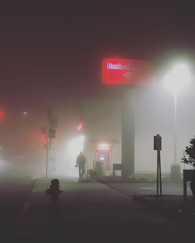 #sandiego #hillcrest #la #losangeles #us #usa #america #hollywood #hot #ilovela #california #cali #urbanart #instahub #ic_cities #city #urban #love #igshots #justgoshoot #fabshots #implus_daily #popularpic #loveit #graffiti #streetart #perspective #street #fog #mist