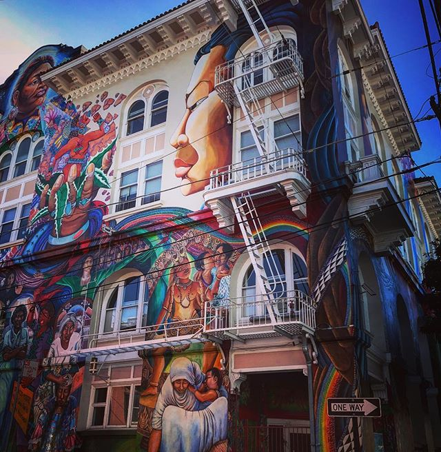 #sanfrancisco #sf #california #ca #mission #thewomensbuilding #howsfseessf #us #usa #america #hot #ilovela #california #cali #urbanart #ic_cities #city #urban #love #igshots #justgoshoot #fabshots #popularpic #loveit #architecture #vacation #nowrongwaySF #sanfranciscoworld #upoutsf