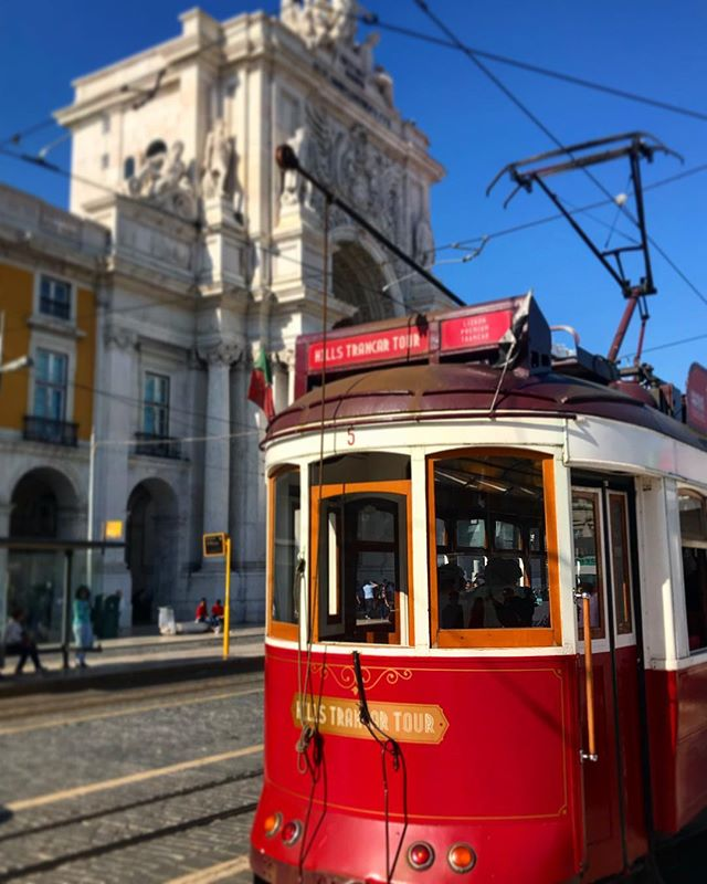 #lisbon #lisboa #tram #portugal #photooftheday #streetphotography #abstractmybuilding #picoftheday #beautiful #shapes #cool #view #architecture #europe  #love #weekend #travel #instagood #picoftheday #sun #traveling #instatravelhub #holiday #vacation #travelling #ilove #instatravel