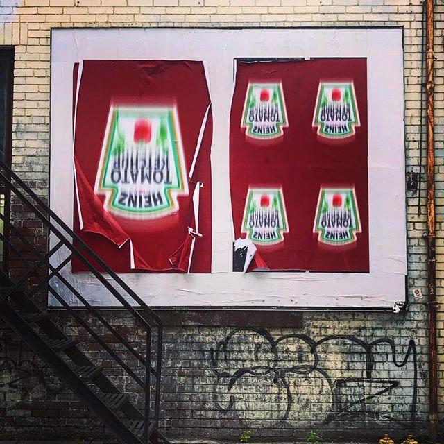 #toronto #canada #heinz #ketchup #canadian #gf_canada #ig_canada #igeroftheday #igerscanada #instapic #canadianphotography #canadianclub #fabshots #streetart #instamoment #bestagram #primeshot #igersworldwide #instashot #global_hotshots #igers #bestoftheday #pickoftheday