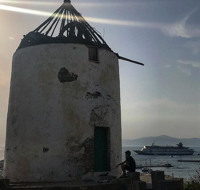 #greece #mykonos #windmill #nature #sky #sun #summer #beautiful #sunset #sunset_united #allnatureshots #beauty #light #photooftheday #love #skylovers #nature_perfection #sunset_madness #sunsetsniper #sunset_pics #summer #picoftheday #cool #view #architecture #all_shots #instagood #holiday