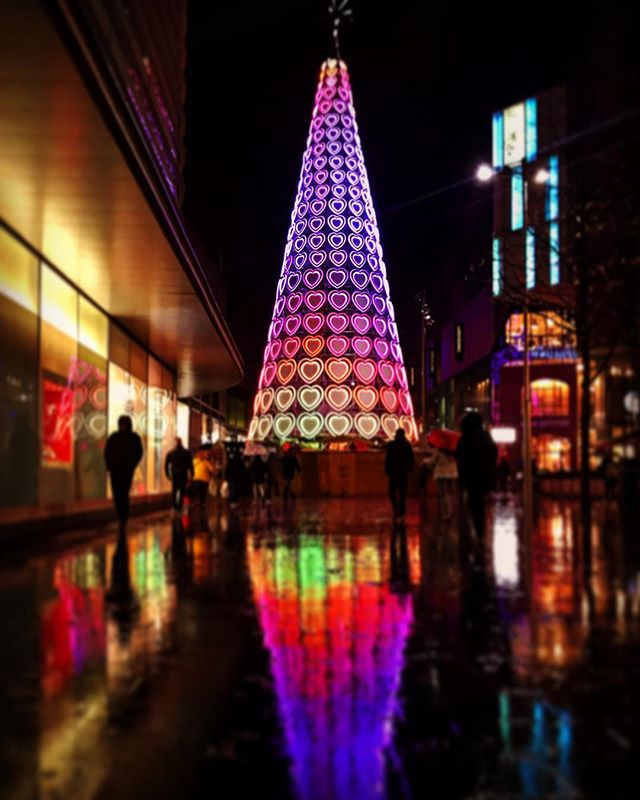 #liverpool #uk #lookingup #christmas #perspective #photooftheday #rain #abstractmybuilding #picoftheday #beautiful #cool #view #architecture #england #streetphotography #liverpoolbound #tree #liverpoolecho #igersliverpool #scousescene #